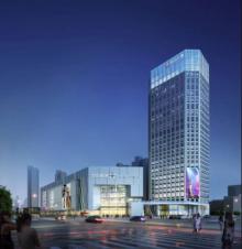宿迁中央广场