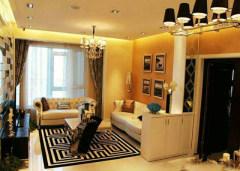 (主城区)金鹰国际花园3室1厅2卫96m²豪华装修