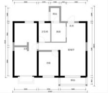 (苏宿园区)建屋·哈佛公园3室2厅1卫85m²毛坯房