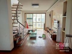 绿城庭园3室2厅1卫五楼带阁楼实用面积160平带晒台送储藏室