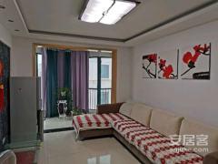 出租(宿豫区)金外滩国际花园 2室2厅1卫85平精装修