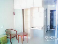 出租(宿豫区)豫江大厦1室1厅1卫45平精装修