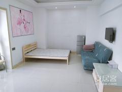 出租(宿豫区)金融财富广场1室1厅1卫56平精装修