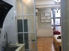 出租(主城区)金田·湖畔春天1室1厅1卫45平精装修