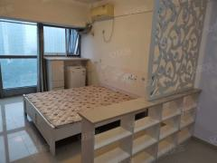 出租(宿豫区)金融财富广场1室1厅1卫45平精装修
