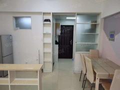 出租(宿豫区)金融财富广场1室1厅1卫60平精装修