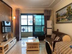 出租(苏宿园区)恒大绿洲2室2厅1卫95平精装修