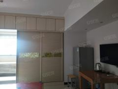 出租(宿豫区)金融财富广场1室1厅1卫40平简单装修