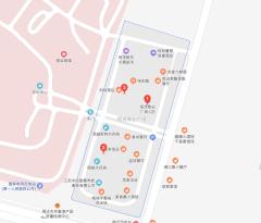 (马陵中学附近)恒茂商业广场公寓2室1厅1卫80m²精装修