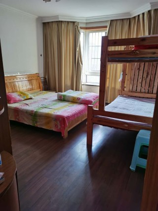 (主城区)金港花园3室2厅1卫112m²简单装修