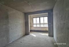 稀有大三室毛坯 景尚佳园 双阳台134平方