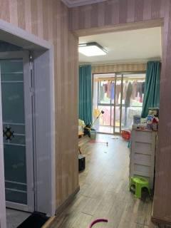 (苏宿园区)建屋·哈佛公园2室1厅1卫82m²精装修