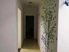 (苏宿园区)建屋·哈佛公园3室2厅1卫86m²精装修