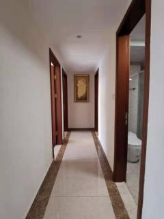 (苏宿园区)恒大翡翠华庭3室2厅1卫106m²精装修
