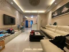 老城区金陵名府2室2厅1卫90m²豪华装修送家具家电送储藏室