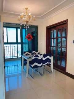 (苏宿园区)恒大绿洲3室2厅2卫127m²精装修
