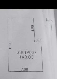 (开发区)青华花苑 门面房160m²