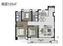 (开发区)卓越·华耀时代3室2厅2卫103万125m²出售