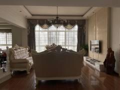 苏源阳光花园7室2厅3卫340万227m²豪华装修出售(含27平地上车库)