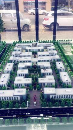 溧阳雅创高科智能制造产业园独栋厂房科研办公楼出售