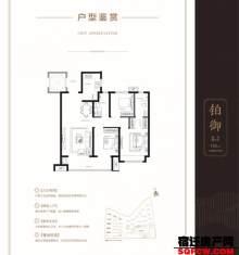 龙8国际网址天铂户型图
